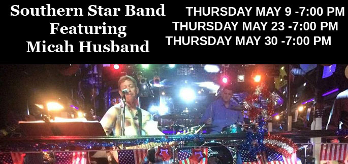 Southern Star Band Featuring Micah Husband - Music Only
